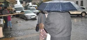 Aydın'a serin ve yağmurlu hava geliyor