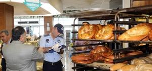 Talas'ta zabıtasından Ramazan denetimi