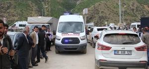 Şemdinli'de patlama: 2 şehit, 3 yaralı