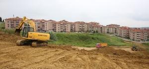 Camili'ye yeni yaşam alanı yapılıyor