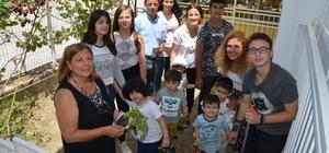 Sökeli çocuklar Ata Tohum'la tanıştı
