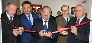 Yenilenen Yenidoğan Bakım Ünitesi'nin açılışı yapıldı