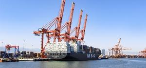 MIP, konteyner işlem hacminde yeni bir rekor kırdı Mersin Uluslararası Limanı, 2018 yılının ilk çeyreğinde 398 bin TEU konteyner işlem hacmine ulaşarak, geçen yılın aynı dönemine göre yüzde 6 artışla yeni bir rekora imza attı