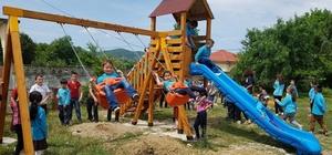 83 köye 83 çocuk parkı yapılacak