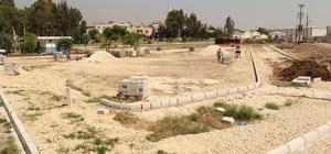 Akdeniz'e yeni park