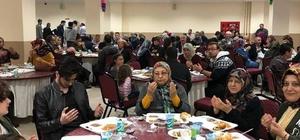 Pazaryeri Belediyesi'nden iftar