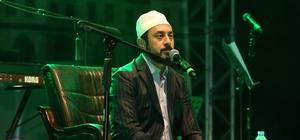 Ramazan Sokağında Kur'an ve ilahi gecesi
