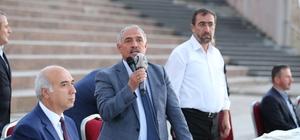 Başkan Özkan iftarda üniversite öğrencileri ile bir araya geldi