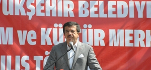 """Bakan Zeybekci """"Merkez Bankası'nın adımını destekliyoruz"""""""