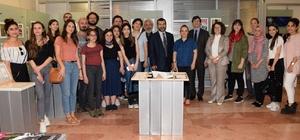ESOGÜ'DE Görsel İletişim Tasarımı sergisi