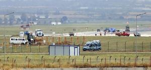 İncirlik Üssü bakım onarıma alındı Bakım-onarım çalışması nedeniyle İncirlik Üssü uçuş trafiğine kapatıldı