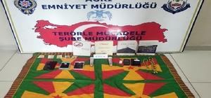 Ağrı'da PKK/KCK operasyonu: 4 gözaltı