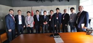 AGÜ'de Türkiye-Güney Kore Ortak Sempozyumu yapıldı