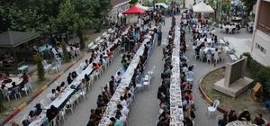 Söke Belediyesinden bin öğrenciyle iftar