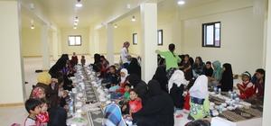 İHH Suriyeli yetimlerle iftar sofrasında buluştu