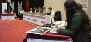 Elazığ'da liseler arası münazara yarışması