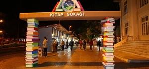 Etkinlikler Ramazan Kitap Sokağı'nda