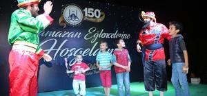Adapazarı'nda çocukların unutamayacağı ramazan yaşanıyor