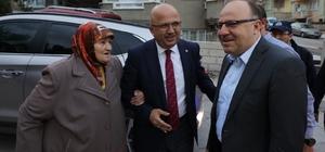 """Afyonkarahisar Belediyesinin mahalle iftarları devam ediyor Başkan Çoban: """"İftar programlarının seçimlerle bir ilgisi yok"""""""