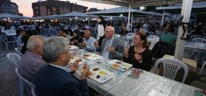 Yenikent'te 4 bin yurttaş iftarda buluştu