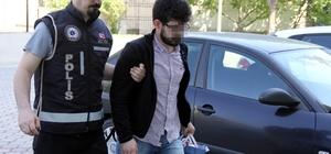 Yurt dışına kaçarken yakalanan FETÖ zanlısı tutuklandı