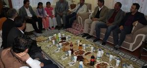 Kaymakam Dundar, yetim kardeşlerle iftar açtı