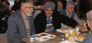 İnönü Belediyesi Erenköy'de iftar sofrası kurdu
