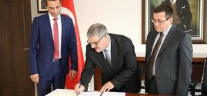 Elektrikli araç teknolojileri için Malatya'da iş birliği anlaşması