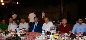 AESOB Alanya'da iftar sofrası kurdu