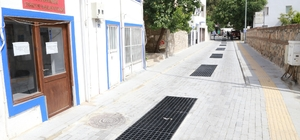 Türkkuyusu Caddesi tamamlandı