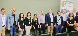 GAÜN ortaklığındaki Erasmus toplantısı Romanya Galati'de yapıldı