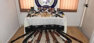Tekirdağ'a silah kaçakçılığı operasyonu