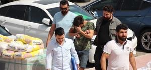 İzmir'den getirdiği uyuşturucuyu Bodrum'da satıyordu
