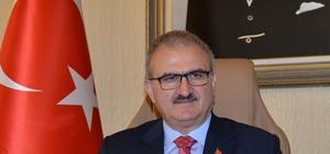 """Vali Karaloğlu'ndan Filistin'e """"Destek"""" çağrısı"""