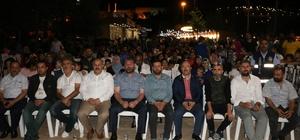 Büyükşehirin ramazan etkinlikleri sürüyor