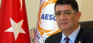 AESOB Başkanı Dere, Esnafa ödeme uyarısı