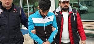 Samsun'da DEAŞ'tan yargılanan Iraklı'ya 6 yıl 3 ay hapis