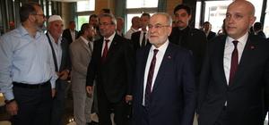 """Karamollaoğlu'dan Sakarya'da """"e-miting"""""""