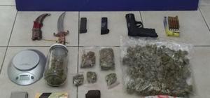Muğla ve İzmir'de uyuşturucu operasyonu