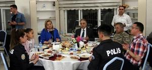 Hakkari İl Emniyet Müdürlüğünden iftar programı