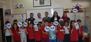 Kahta'da öğrencilere hijyen eğitimi