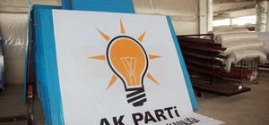 AK Parti İstanbul İl Başkanlığının devasa bayrakları Denizli'de basılıyor AK Parti İstanbul Teşkilatı 24 Haziran seçimleri için 500 bin metre bayrak bastıracak 500 bin metrelik bayrak siparişinin 150 bin metresi basıldı Tesiste bayrakların yetiştirilmesi için gece-gündüz 3 vardiya çalışma yapılıyor