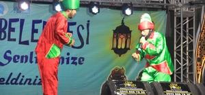 Hakkari'de 'Hacivat-Karagöz' oyununa büyük ilgi