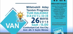 AK Parti'den karşılamaya davet
