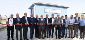 Çerkezköy Atıksu Kollektörü, Terfi Merkezi ve Terfi Hattı açıldı
