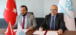 KMÜ ile Türkiye Maarif Vakfı arasında protokol imzalandı
