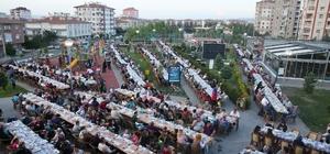 Büyükkılıç Esenyurt halkı ile iftar sofrasında buluştu