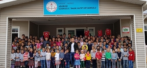 Hakan Çalhanoğlu, Bayburt'ta