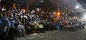 Silopi'de Ramazan ayı etkinlikleri sürüyor