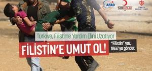 """Filistin için 'İnsani Yardım Kampanyası' başlatıldı Bilecik Afet ve Acil Durum İl Müdürü Mehmet Hayri Demirel; """"Gerçek veya tüzel kişiler bu hesaplara doğrudan bağış yapabileceklerdir"""""""